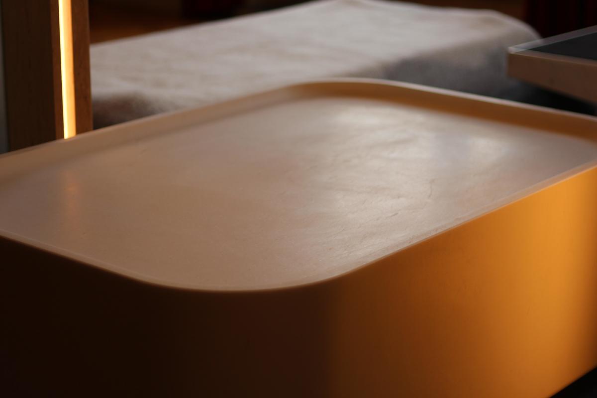 Table basse de Luis Laplace